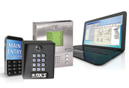DoorKing Alarm System and Software